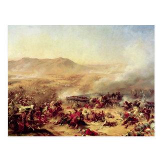 De slag van Mont Thabor, 16 April 1799 Briefkaart