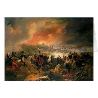 De slag van Smolensk, 17 Augustus 1812, 1839 Wenskaart