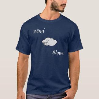 De Slagen van de wind T Shirt