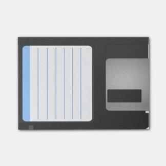 De Slappe Post-its van de Douane van de kleur Post-it® Notes