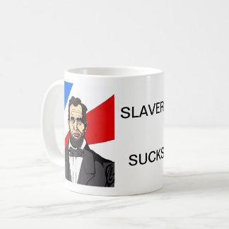 De slavernij zuigt Mok