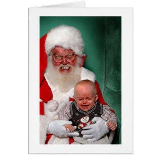De slechte Kaart van de Kerstman