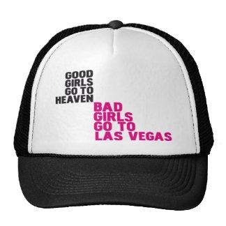 De slechte meisjes gaan naar Las Vegas Petten Met Netje