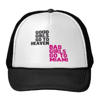 De slechte meisjes gaan naar Miami Pet Met Netje