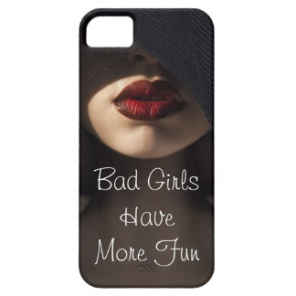 De slechte Meisjes hebben Meer Pret Barely There iPhone 5 Hoesje