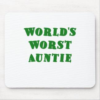 De Slechtste Tante van werelden Muismat