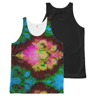 De Sleep van de zigeuner door JP Choate All-Over-Print Tank Top