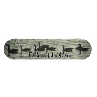 De sleep van Ganzen personaliseert 18,4 Cm Mini Skateboard Deck