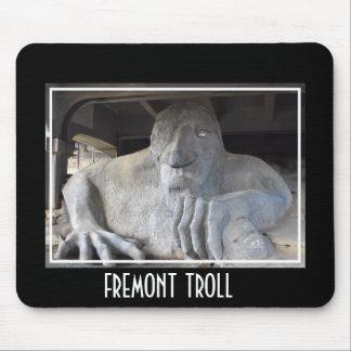 De Sleeplijn Mousepad van Seattle Fremont Muismatten