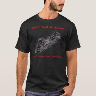 De Sleeplijn van Rollin van Fremont - V4 T Shirt