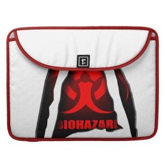 De Sleeves van Macbook van Biohazard MacBook Pro Beschermhoes