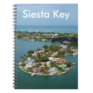 De Sleutel van de siësta, Florida Notitie Boek
