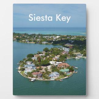 De Sleutel van de siësta, Florida Plaat
