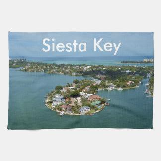 De Sleutel van de siësta, Florida Theedoek