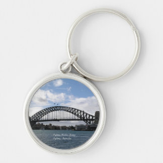 De sleutelring van de Brug van de Haven van Sydney Sleutelhanger