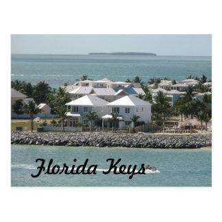 De Sleutels van Florida Briefkaart