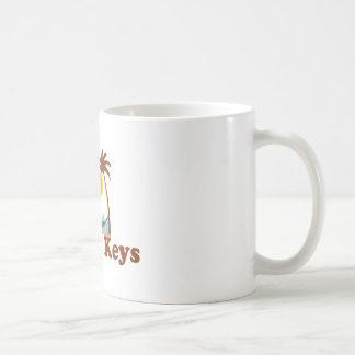 De Sleutels van Florida Koffiemok
