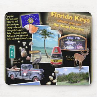De Sleutels van Florida Muismatten