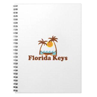 De Sleutels van Florida Notitie Boeken
