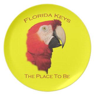 De Sleutels van Florida Party Borden