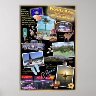 De Sleutels van Florida Poster