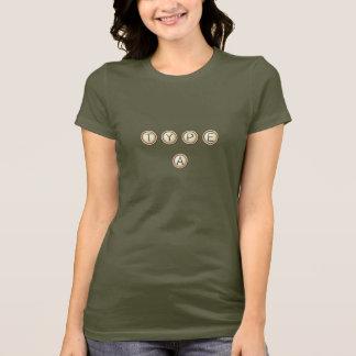 De Sleutels van het A van het type T Shirt