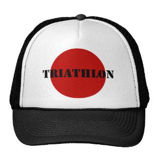 De Slijtage van Triathlon Petten Met Netje