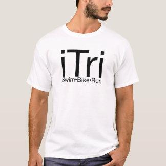 De Slijtage van Triathlon T Shirt