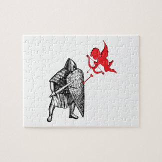 De Slobkous van de liefde Puzzel