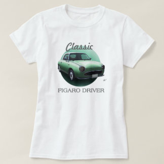 De smaragdgroene Klassieke T-shirt van de