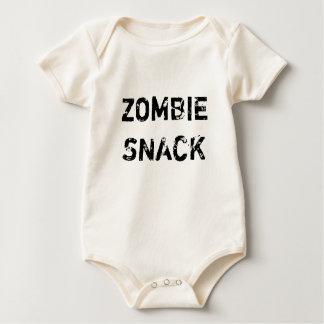 De Snack van de zombie Baby Shirt