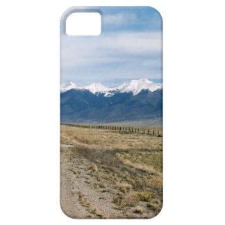 De Sneeuw Mountais van Colorado Barely There iPhone 5 Hoesje