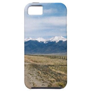De Sneeuw Mountais van Colorado Tough iPhone 5 Hoesje