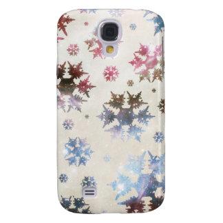 De Sneeuw van het heelal Galaxy S4 Hoesje