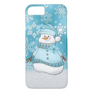 De sneeuwvrouw van Kerstmis Vakantie acht hoesje