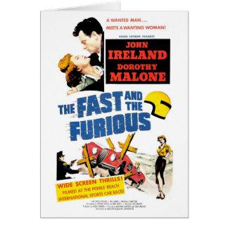 De snelle & Woedende Kaart (van 1955)