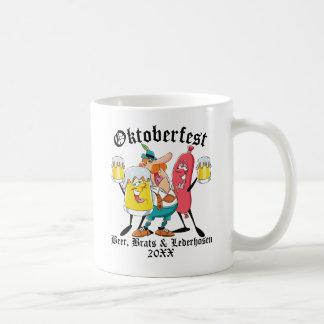 De Snotapen & Lederhosen van het Bier van Koffiemok