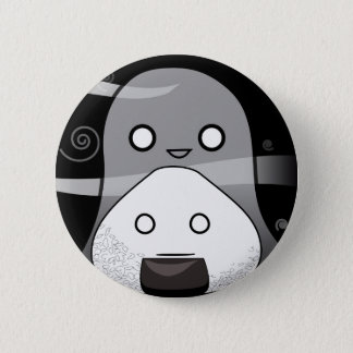 De snuifjes van de vrees! ronde button 5,7 cm