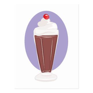 De Soda van de chocolade Briefkaart