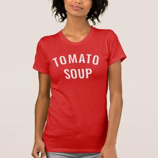 De Soep van de tomaat T Shirt