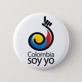 De soja van Colombia yo Ronde Button 5,7 Cm