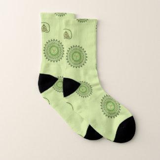 De Sokken van de Dag van het Keltische St.