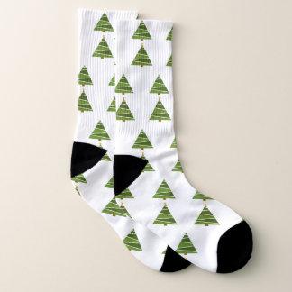 De Sokken van de kerstboom