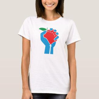 De Solidariteit van de Leraar van Chicago T Shirt
