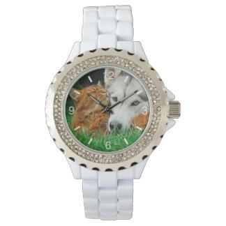 De Somalische Liefde van de Wirwar van de Vrienden Horloge