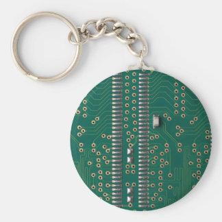 De spaander van het geheugen sleutelhanger