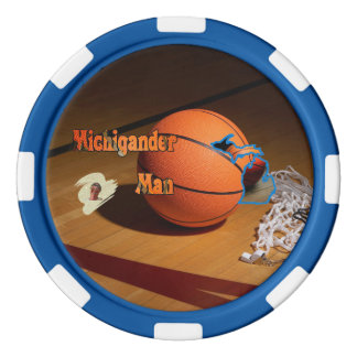 De Spaander van Michigander! Pokerchips