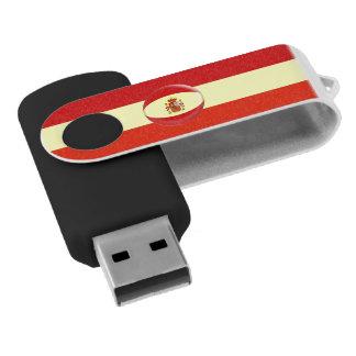 De Spaanse Vlag van Spanje USB Stick