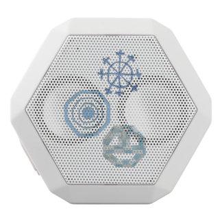 De speciale Spreker van Boombot REX van de Witte Bluetooth Speaker