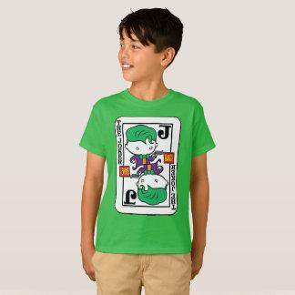 De Speelkaart van de Joker van Chibi T Shirt